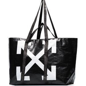 OFF WHITE TOTE BAG
